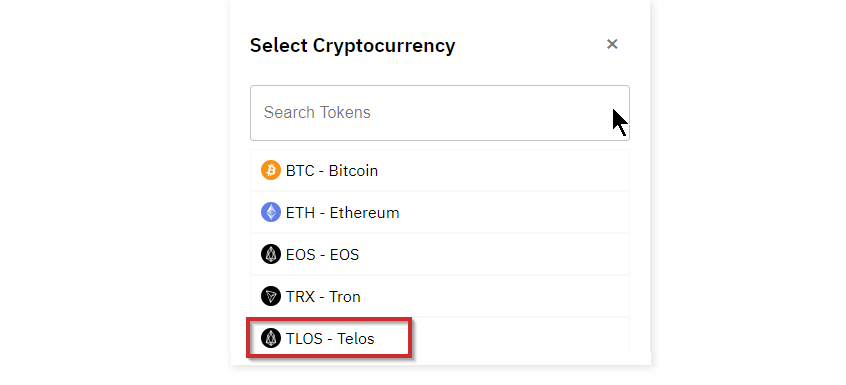 Telos (TLOS) First Fiat Gateway announced